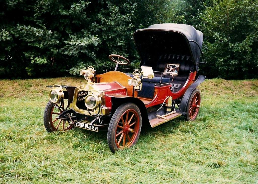 DE DION – BOUTON VICTORIA TYPE AV DE 1907