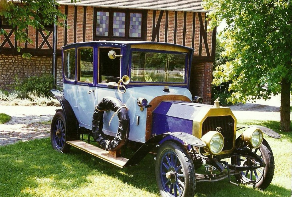 ROCHET SCHNEIDER Type 9300 de 1910