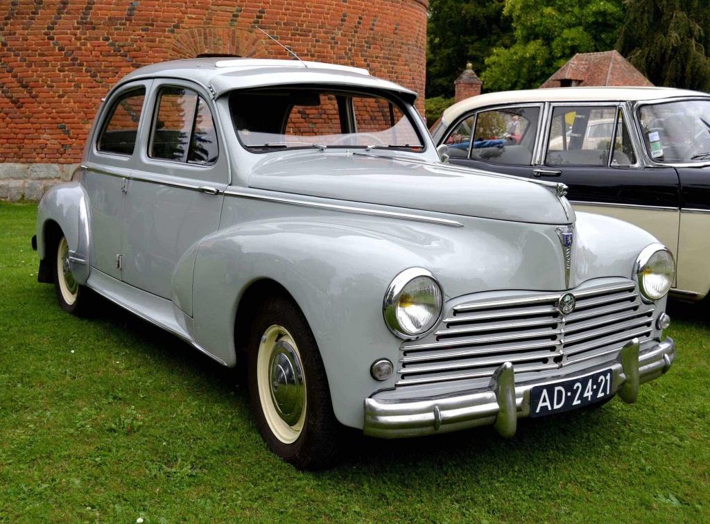 PEUGEOT 203 C de 1959