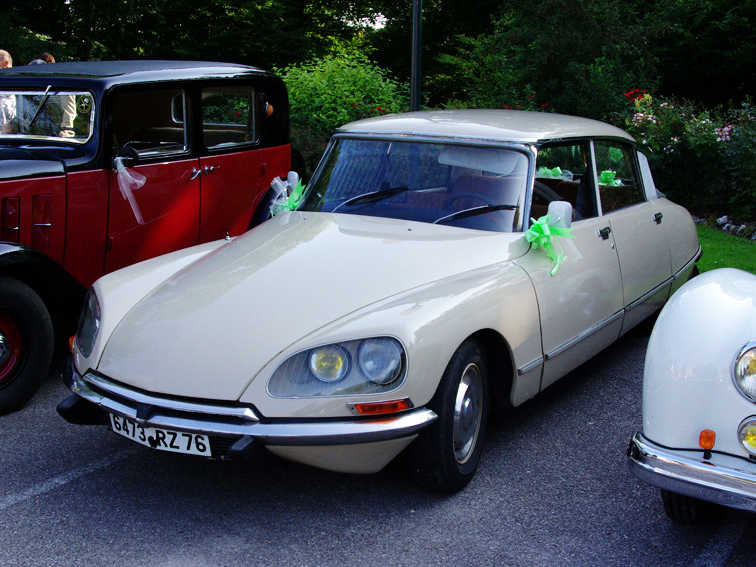 CITROËN D Super de 1973