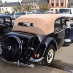 CITROEN 15/6 Découvrable 15CV de 1949 carrossée par les Ets A.E.A.T.