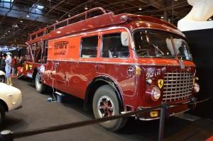 Bus atelier Ferrari