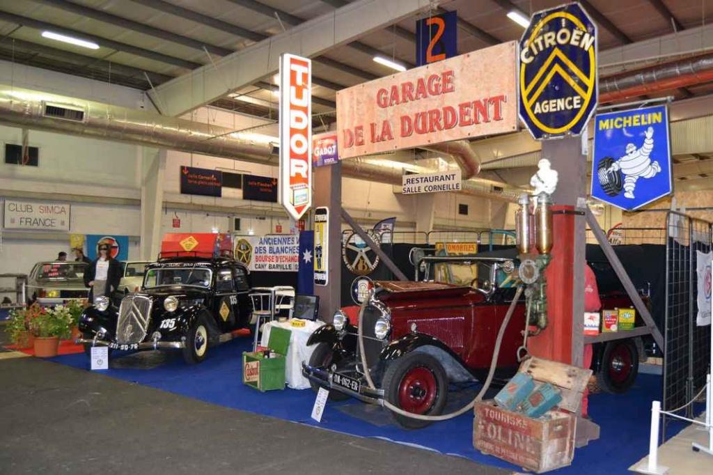 Auto moto r tro rouen les anciennes voitures des - Garage qui rachete des voitures occasion ...