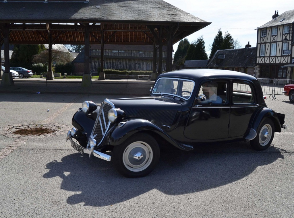 CITROEN TRACTION 11 LEGERE de 1952